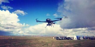 Использование беспилотных летательных аппаратов