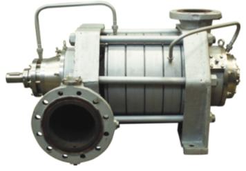 Рис. 5. Модернизированный насос ХБ 160-210