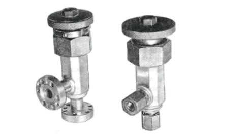Рис. 4. Сверхвысоковакуумные клапаны серии КРУТ