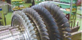 Рис. 1. Турбина Kawasaki GPB 70D