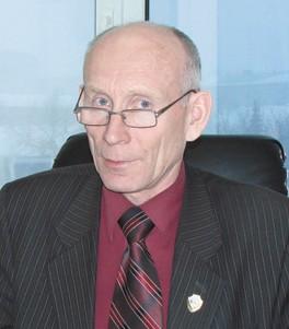 Заместитель генерального директора Ассоциации «Башкирская Ассоциация Экспертов» Александр Петрович Юдин