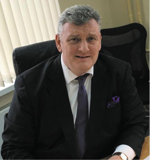 Генеральный директор ООО «Игл Бургманн» Штефан Андреас Фитткау