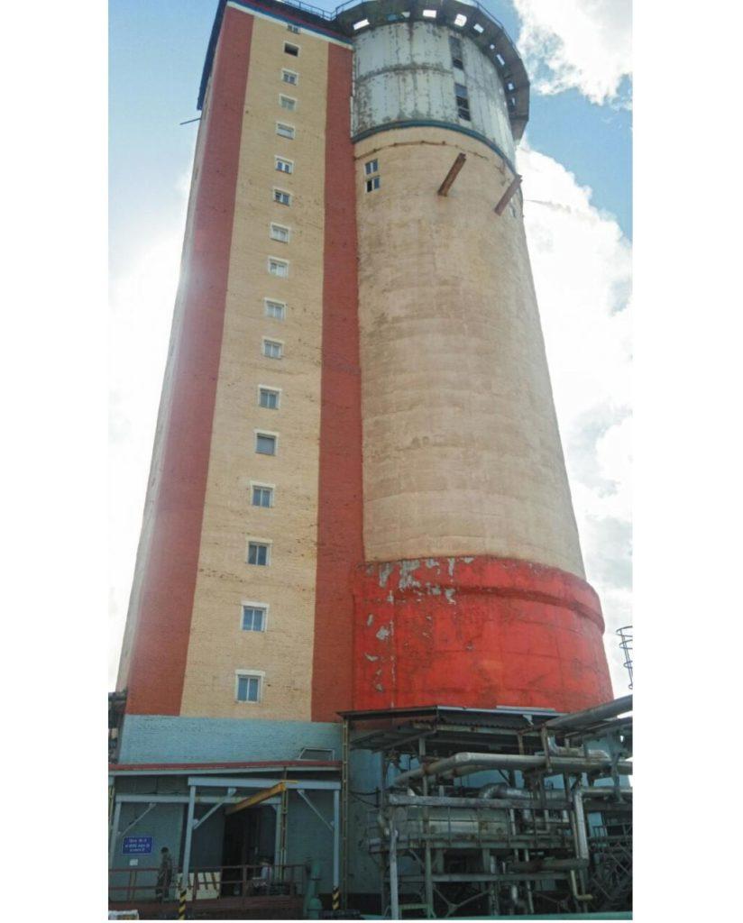 Башня приллирования