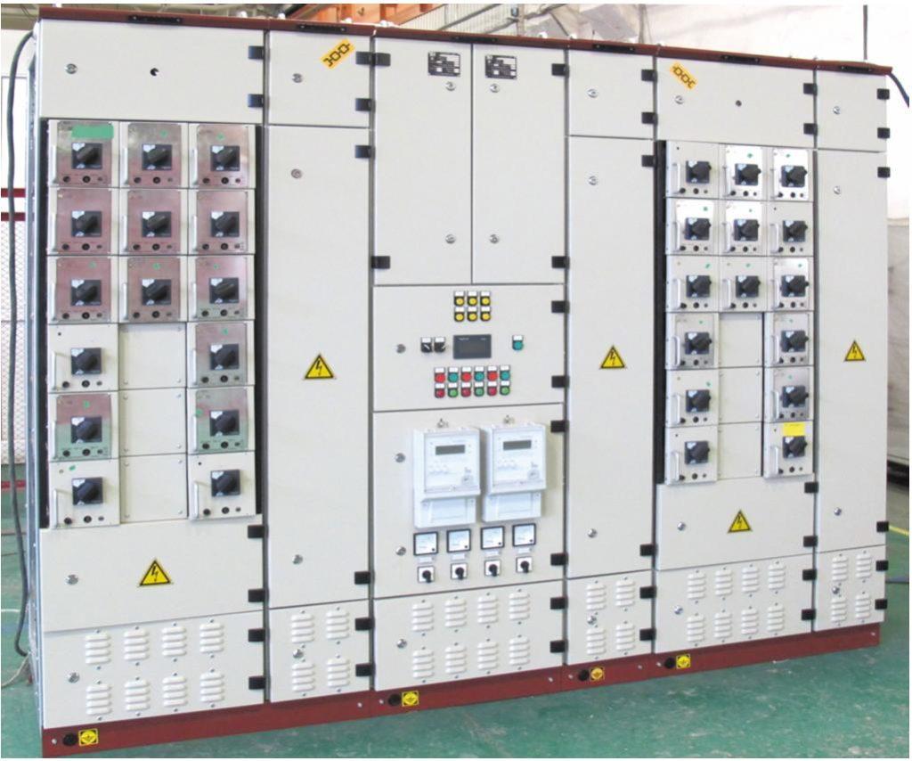 Низковольтное комплектное устройство НКУ СЭЩ НВ серии