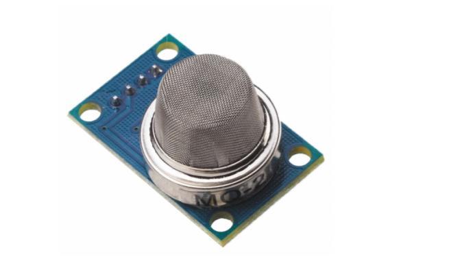 Рис. 5. Полупроводниковый датчик. Такие датчики изготавливаются из полупроводниковых материалов, их действие основано на свойстве поглощения газа поверхностью нагретого оксида