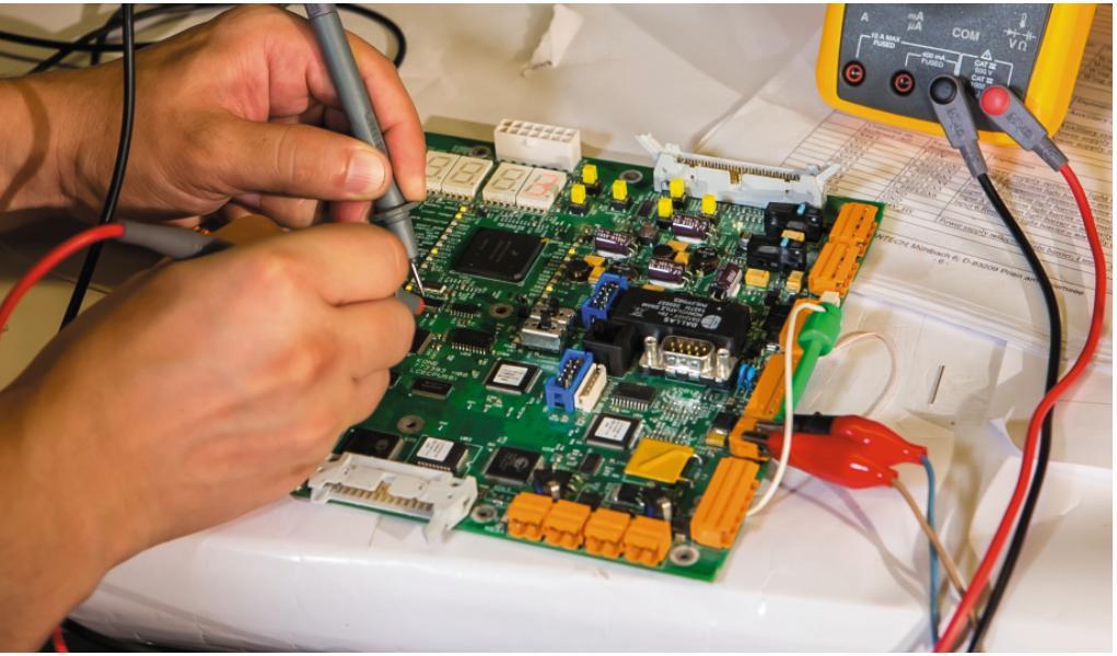 Исследование параметров электрического сигнала