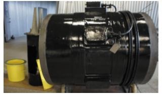 Рис. 5. Интеллектуальная вставка для контроля параметров напряженно- деформированного состояния трубопроводов в процессе эксплуатации