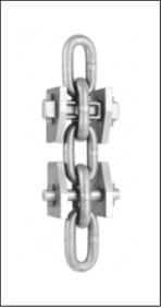 Рис. 5. Крепление ковша SD (а) и натяжное колесо (б) системы «RUD 65»