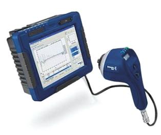 Система Acoustic Eye Dolphin G3 состоит из двух блоков: акустического датчика и системного блока для обработки и анализа сигналов