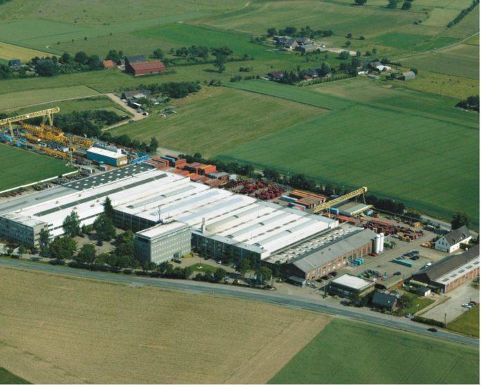 Головной офис и производственные цехи в г. Рейнберге, Германия