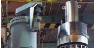 Рис.2. Выпарной аппарат с ротором