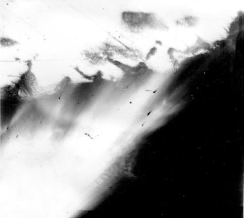 Рис. 4. Коррозионные микротрещины на наружной поверхности. x100