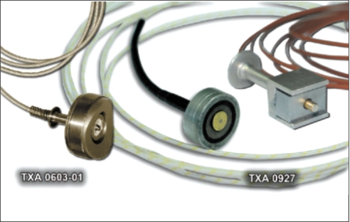 Рис. 2. Термоэлектрические преобразователи с магнитным креплением