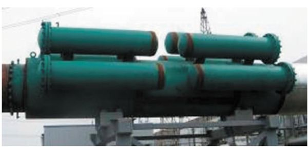 Рис. 2. Фрагмент установки СДТ 16-700-8-2 на Балтийской электростанции