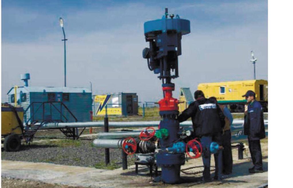 Рис. 5. Контейнерная электростанция с двигателем Стирлинга, доставленная на место постоянной эксплуатации