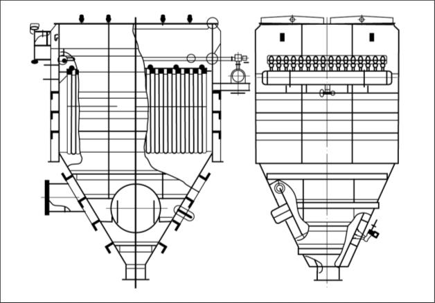 Рис. 2. Высокотемпературный фильтр ФКИ-45