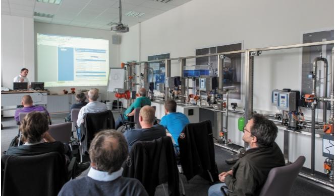 Обучающие семинары по оборудованию KSB