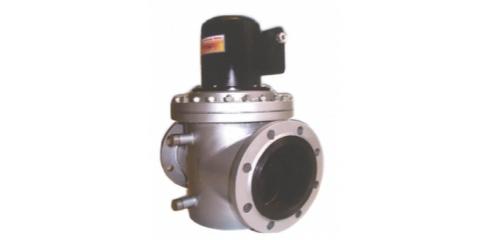 Рис. 7. Клапан КЭП-80Г (нормально закрытый)