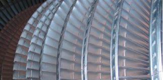 Рис. 2. Турбина К-300-240 Каширской ГРЭС после ПВКО, П и К