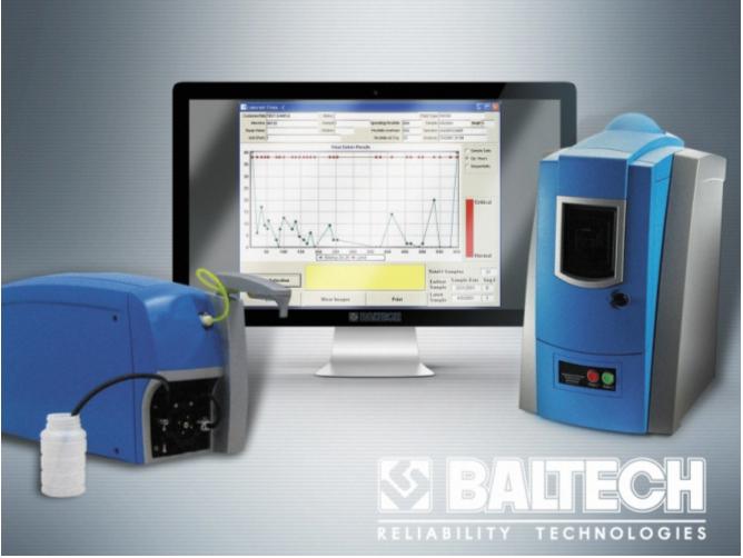 Счетчик частиц, вискозиметр и анализатор масел