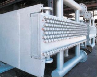 Рис. 2. Готовый аппарат воздушного охлаждения высокого давления