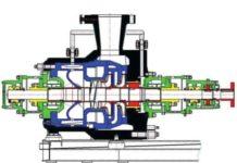Рис.2. Конструкция насоса НДМг 600-320
