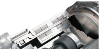 Типовая конструкция магнитной муфты