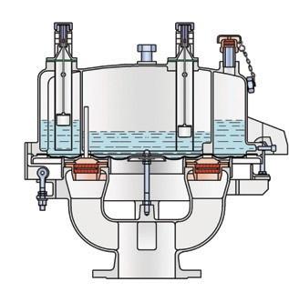 Рис. 6. Морозостойкий мембранный клапан