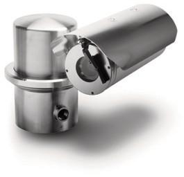 Взрывозащищенная стационарная  система видеонаблюдения  серии  ExSite® IP фирмы Pelco by Schneider Electric, США