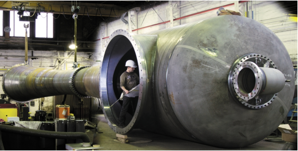 Производство на заводе Korting Hannover AG