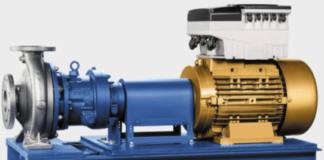 Насос Magnochem Горизонтальный центробежный насос со спиральным корпусом, имеющим поперечный разъем, в процессной конструкции, с магнитной муфтой, по DIN EN ISO 2858/ISO 5199, с радиальным рабочим колесом, однопоточный, одноступенчатый, без уплотнения вала. Исполнение по ATEX. Возможна комплектация высокоэффективным синхрон- ным реактивным двигателем SuPremE (класс IE4). Q – до 1160 м3/ч; H – до 162 м; T – от –90 до +300°C