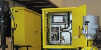 Неполнооборотный электропривод ЭПН в составе автономной установки ООО«Акситех»
