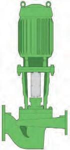 Рис. 3. Вертикальный нефтяной насос типа ОН4