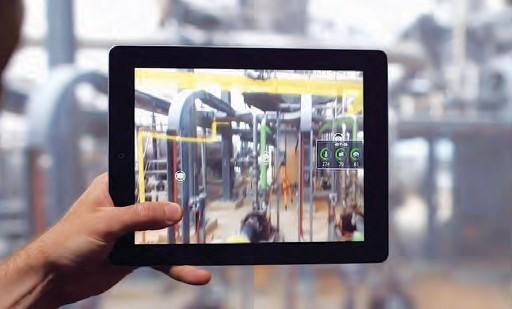 Мобильные технологии позволяют получить доступ к фактическим данным непосредственно на объекте