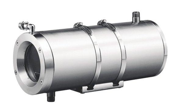 Кожухи серии NXW из нержавеющей стали AISI 316L способны защитить помещенные внутрь видеокамеры