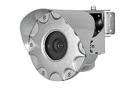 Взрывобезопасные IP-камеры MMX имеют компактный корпус диаметром всего 175 мм и длиной 116 мм